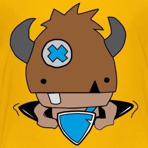 Rollo, the little viking - Toddler Premium T-Shirt