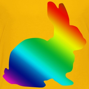LGBT Rabbit - Toddler Premium T-Shirt