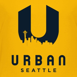 Urban Seattle - Toddler Premium T-Shirt