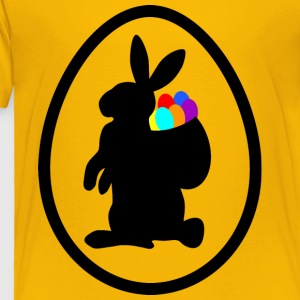 easter rabbit - Toddler Premium T-Shirt
