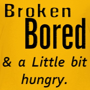 Broken bored - by Fanitsa Petrou - Toddler Premium T-Shirt