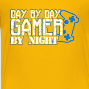 Gamer Dad Tee Shirts - Toddler Premium T-Shirt