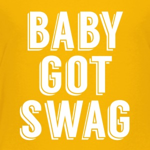 Baby Got Swag - Toddler Premium T-Shirt