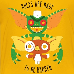 Rules Are Made To Be Broken - Toddler Premium T-Shirt