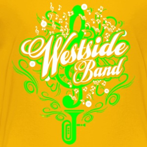 Westside Band - Toddler Premium T-Shirt