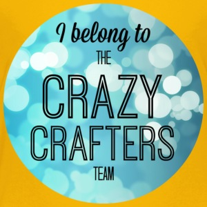 Crazy Crafter Picture - Toddler Premium T-Shirt