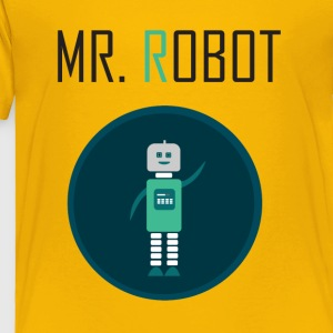 Mr. Robot - Toddler Premium T-Shirt