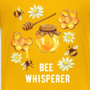 Bee Whisperer - Toddler Premium T-Shirt