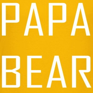 Papa Bear - Toddler Premium T-Shirt
