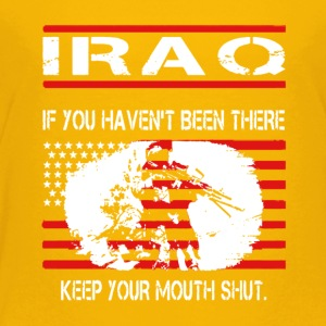 IRAQ - Toddler Premium T-Shirt