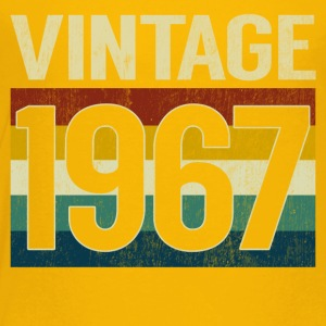 Retro Vintage 1967 T-Shirt Classic 50th Birthday - Toddler Premium T-Shirt