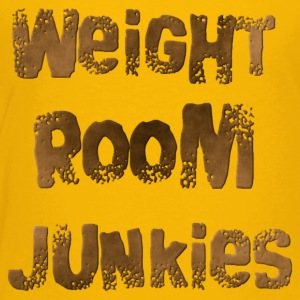 weight room junkies - Toddler Premium T-Shirt