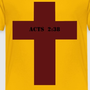 Acts 238 - Toddler Premium T-Shirt