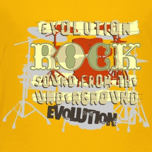 EVOLUTION ROCK - Toddler Premium T-Shirt
