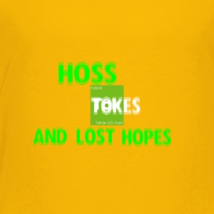 hoss - Toddler Premium T-Shirt