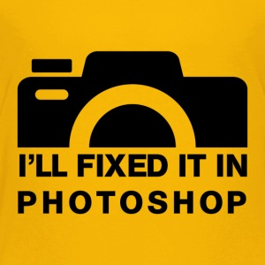 Fix-in-Photoshop - Toddler Premium T-Shirt