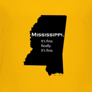 Mississippi - Toddler Premium T-Shirt