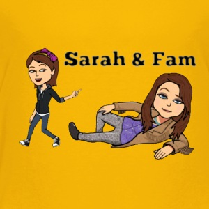Sarah and Fam Plus - Toddler Premium T-Shirt