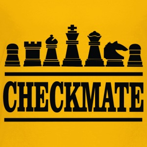 checkmate - Toddler Premium T-Shirt