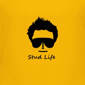 stud life - Toddler Premium T-Shirt