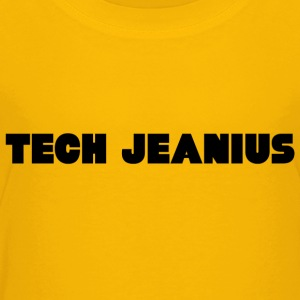 TECH JEANIUS - Toddler Premium T-Shirt