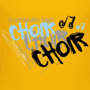 kennisville high CHOIR - Toddler Premium T-Shirt