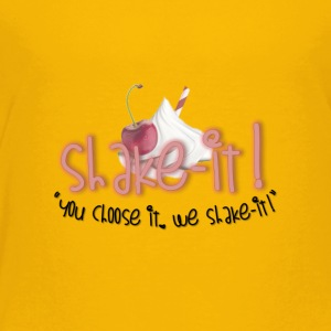 Shake-it! T-shirt - Toddler Premium T-Shirt