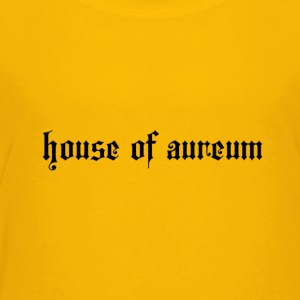 house of aureum (writing) - Toddler Premium T-Shirt