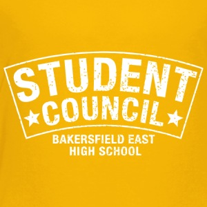 Student Council Bakersfield East High School - Toddler Premium T-Shirt