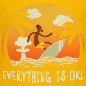 Everything is Ok - Toddler Premium T-Shirt