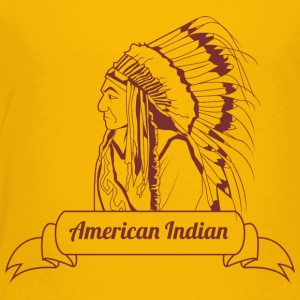 american_indian - Toddler Premium T-Shirt