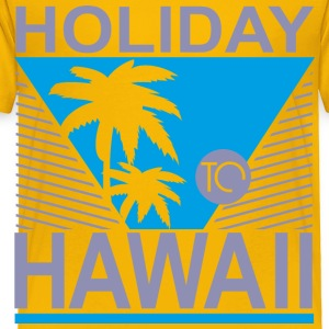 Holiday-hawaii - Toddler Premium T-Shirt