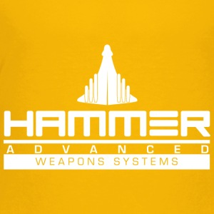 Hammer Advanced Weapons Systems - Toddler Premium T-Shirt