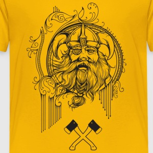 odin_god - Toddler Premium T-Shirt
