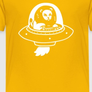 Alion and UFO - Toddler Premium T-Shirt