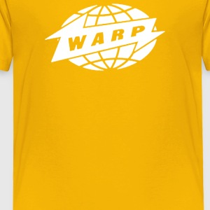Warp Records Record Label copy - Toddler Premium T-Shirt
