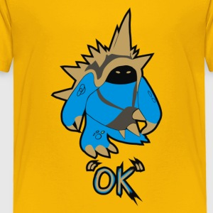 Ok - Toddler Premium T-Shirt