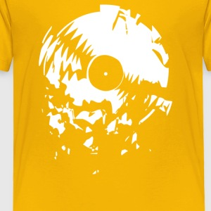 Broken Record - Toddler Premium T-Shirt
