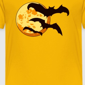 Bat Halloween - Toddler Premium T-Shirt