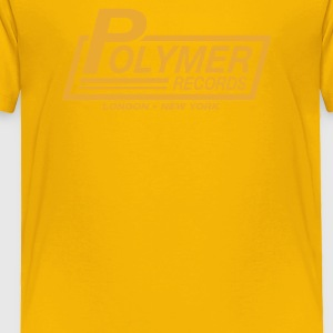 Polymer Records - Toddler Premium T-Shirt