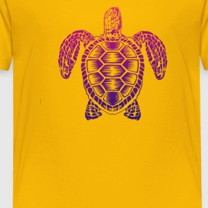 Sea Turtle Spirit - Toddler Premium T-Shirt