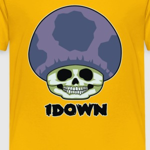 1DOWN - Toddler Premium T-Shirt