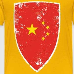 Flag of China - Toddler Premium T-Shirt