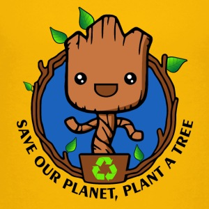 Save the planet - Toddler Premium T-Shirt