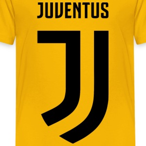 juve new logo - Toddler Premium T-Shirt
