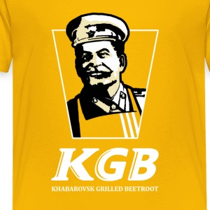 Khabarovsk Grilled Beetroot - Toddler Premium T-Shirt