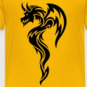 Dragon Tatoo 5 - Toddler Premium T-Shirt