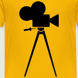 Camcorder - Toddler Premium T-Shirt