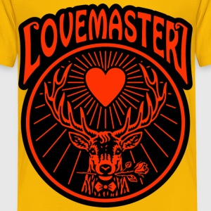 Lovemaster - Black Pearl (2017) - Toddler Premium T-Shirt