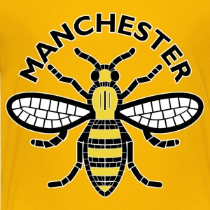 Bee of Manchester - Toddler Premium T-Shirt